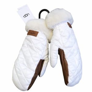UGG Quilted Shearling Performance Mitten